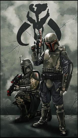 Download star wars mandalorian 1080 x 1920 Wallpapers - 4189260 | mobile9