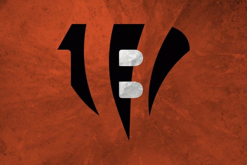 Great clean wallpaper of the Bengals logo. Bengals Logo Wallpapers Details  Player: Bengals Logo [ The Roosevelts ]