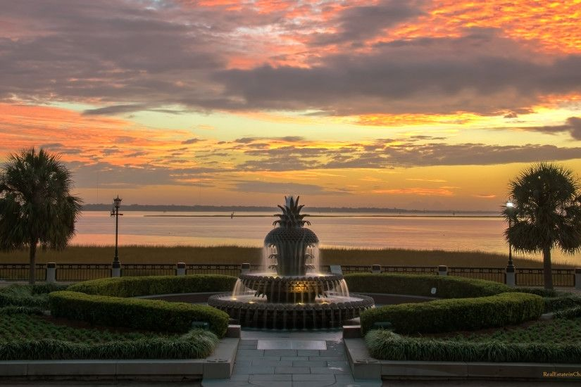 Charleston South Carolina Desktop Backgrounds