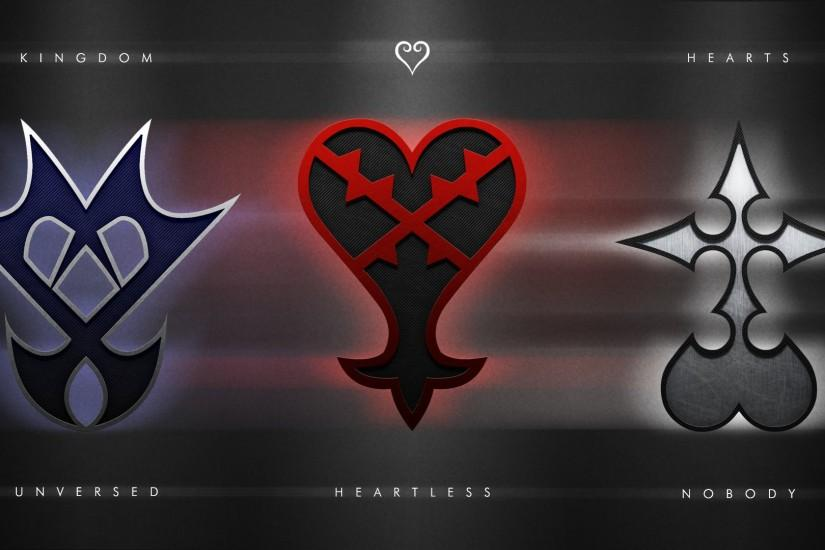 Kingdom Hearts Heartless wallpaper - 1144002