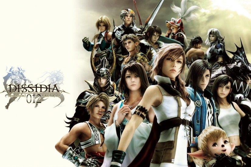 HD Wallpaper | Background ID:116420. 1920x1172 Video Game Dissidia 012: Final  Fantasy