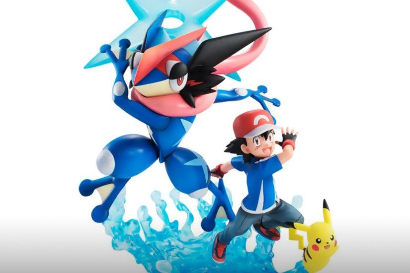 Limited edition Ash, Greninja and Pikachu figure coming to Japan | Nintendo  Wire