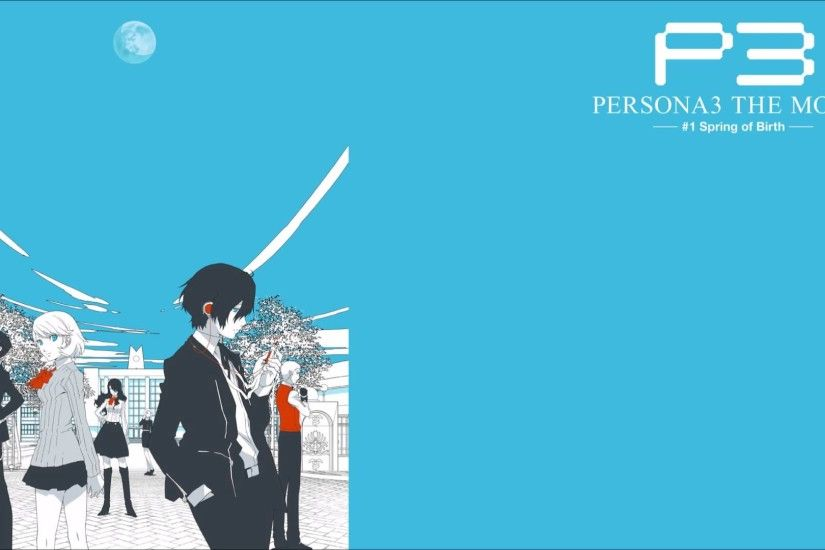 Persona 3 The Movie 3 Falling Down Trailer - Rice Digital | Rice .