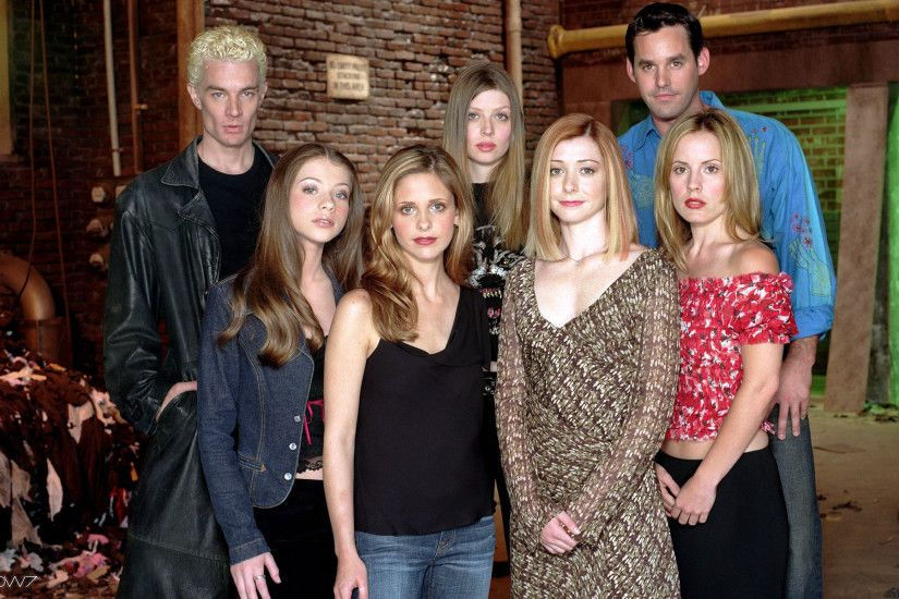 buffy the vampire slayer tv series show