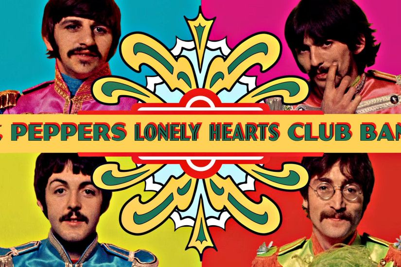 Sgt. Pepper wallpaper ...