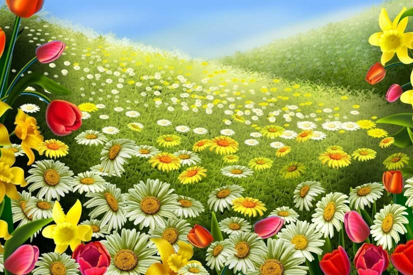 Colors-of-Summer-Spring hd wallpaper | HD Wallpapers | Desktop .