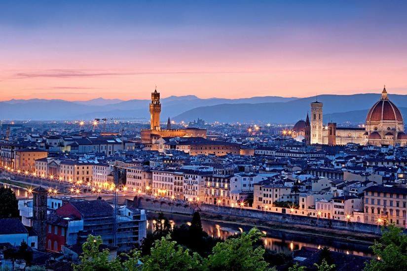 Florence Italy Wallpaper