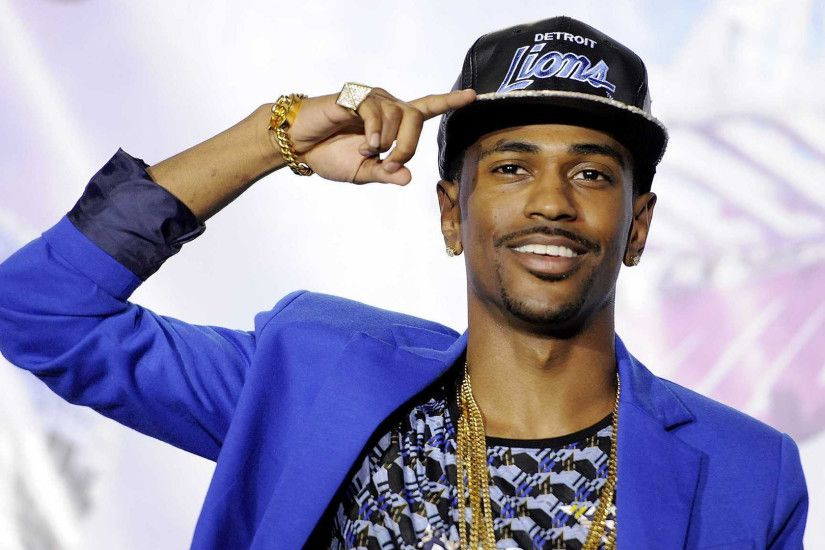 ... Big Sean backdrop wallpaper