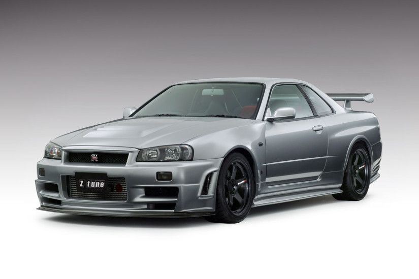 2001 Nissan Skyline R34 GT-R Nismo picture