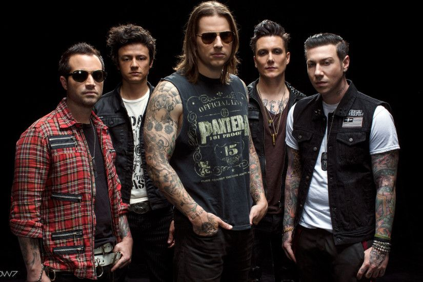 avenged sevenfold music band group