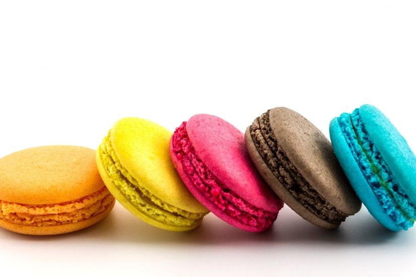 Lifestyle / Almond Macaroons Wallpaper