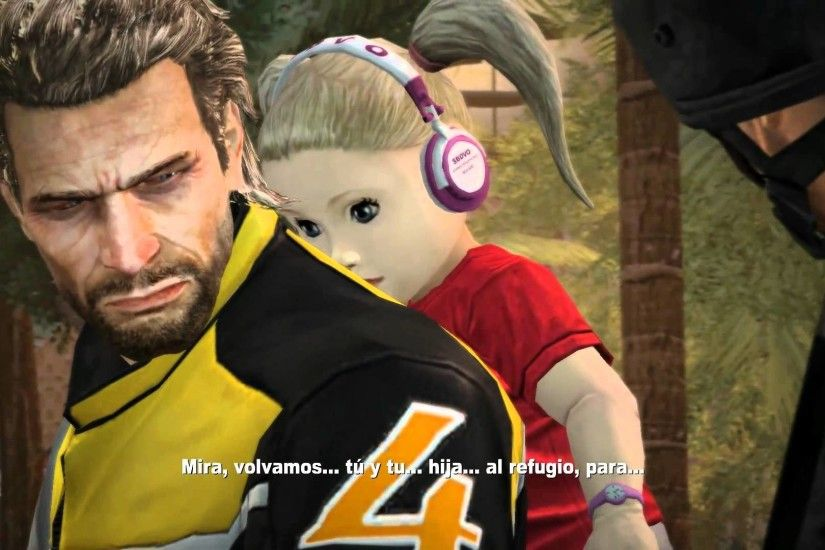 Dead Rising 2 Off The Record - Frank West Vs Chuck Greene (HD 1080p) -  YouTube