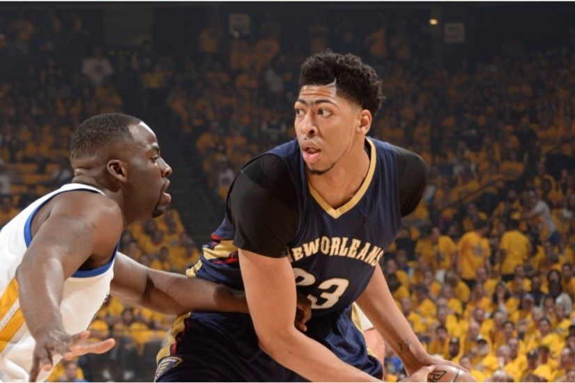 Indiana Pacers vs Anthony Davis 4K Wallpaper