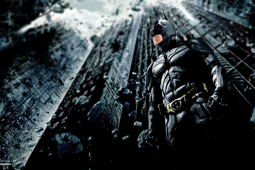 the dark knight rises batman widescreen