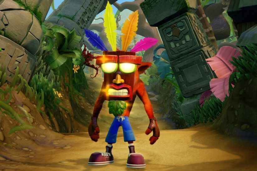 Crash Bandicoot N. Sane Trilogy wallpapers photo