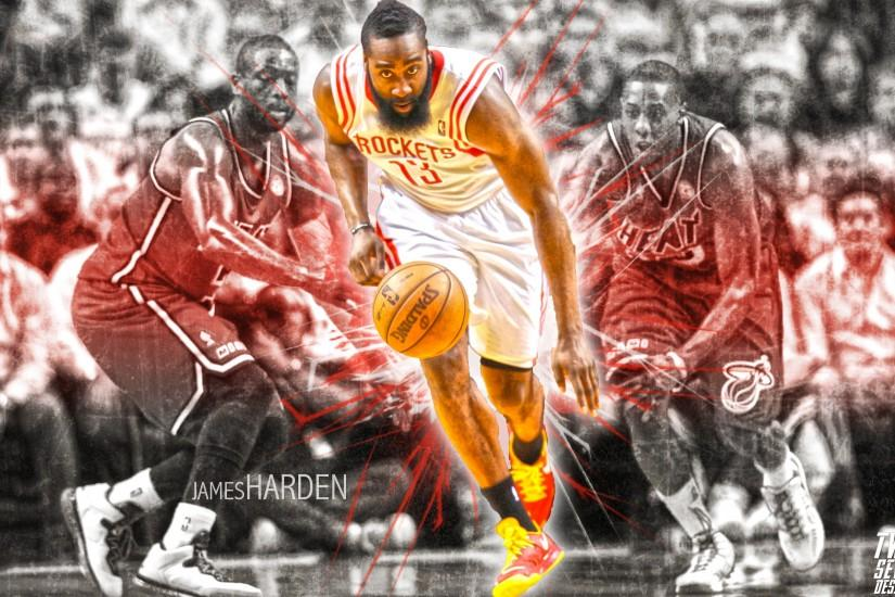 2014 NBA Wallpapers | Two Seven Designs