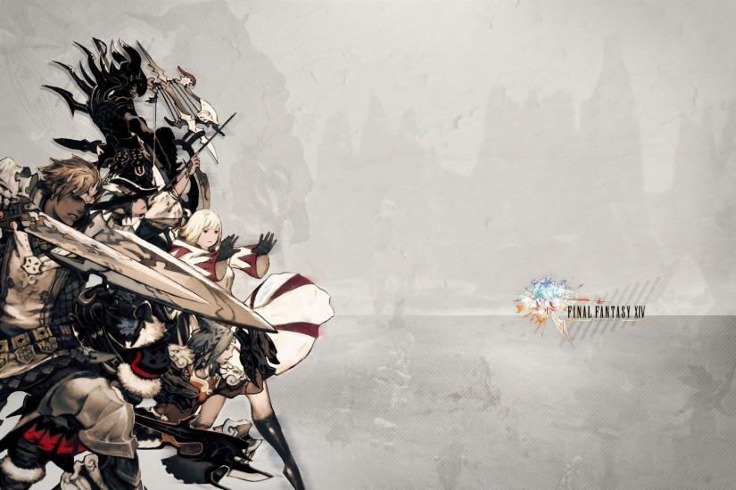 Other Final Fantasy XIV: A Realm Reborn wallpapers
