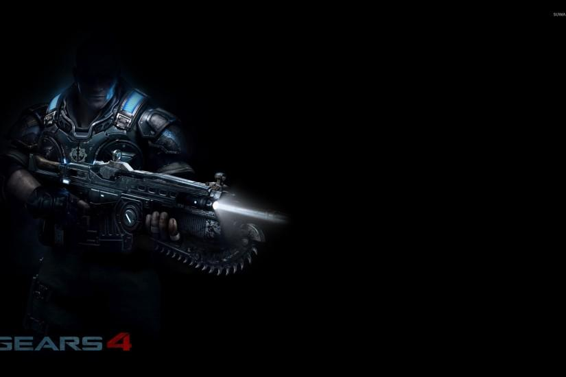 free gears of war 4 wallpaper 1920x1200