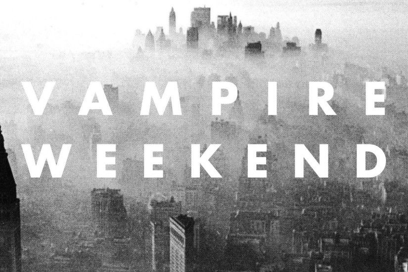 rock band vampire weekend cover art indie wallpaper Wallpaper HD