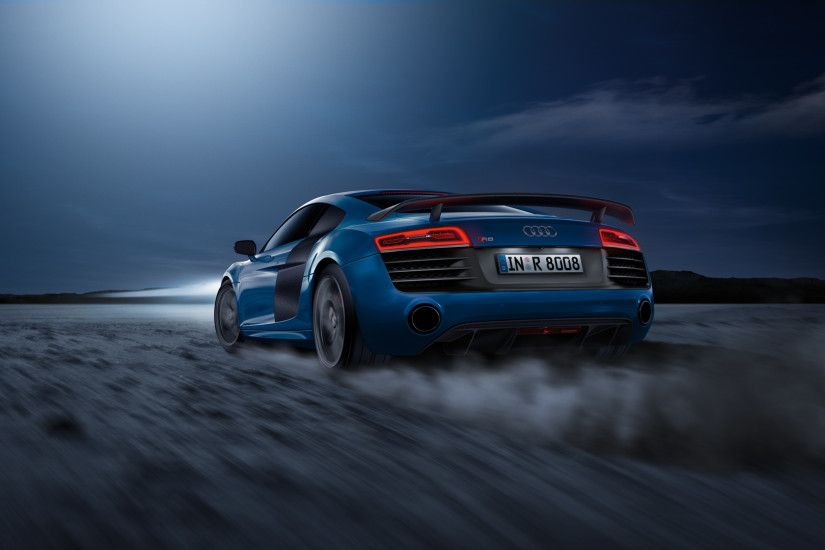Awesome Audi R8 Wallpaper 7943