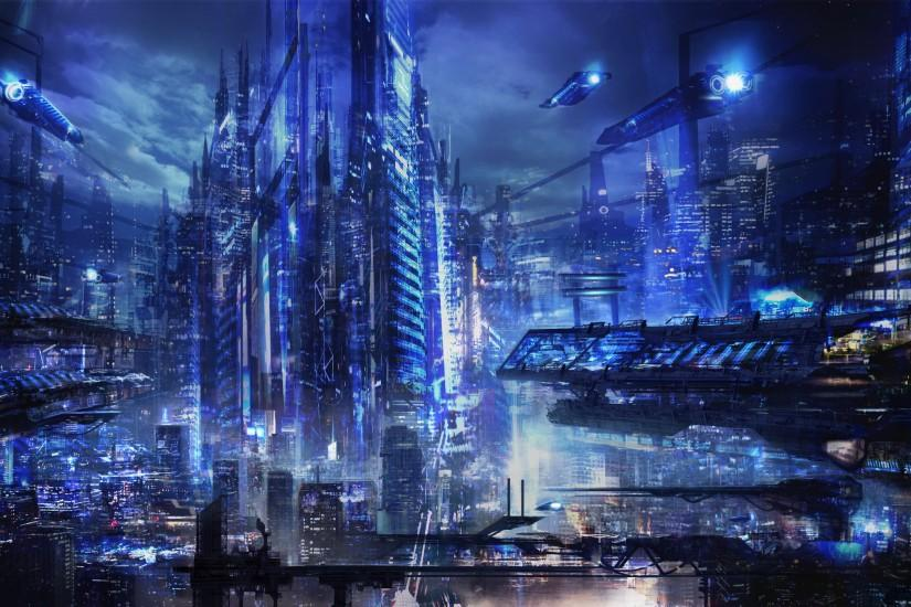 amazing cyberpunk wallpaper 3294x1691 pc