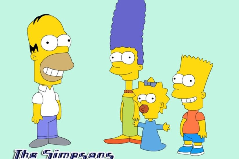 Simpsons Cartoon
