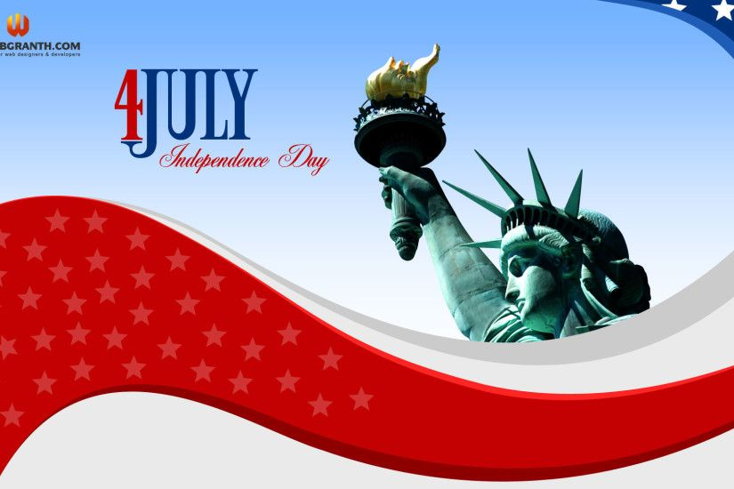 American independence 4 July free HD image wallpaper