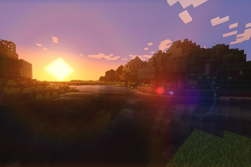minecraft-shaders-sunsetviewing-gallery-for---minecraft-shaders-