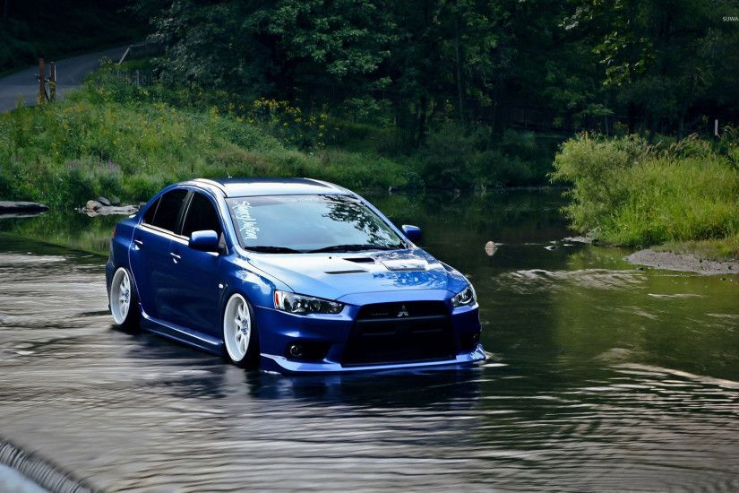 Mitsubishi Evo X Desktop Wallpapers, Mitsubishi Evo X Wallpaper .