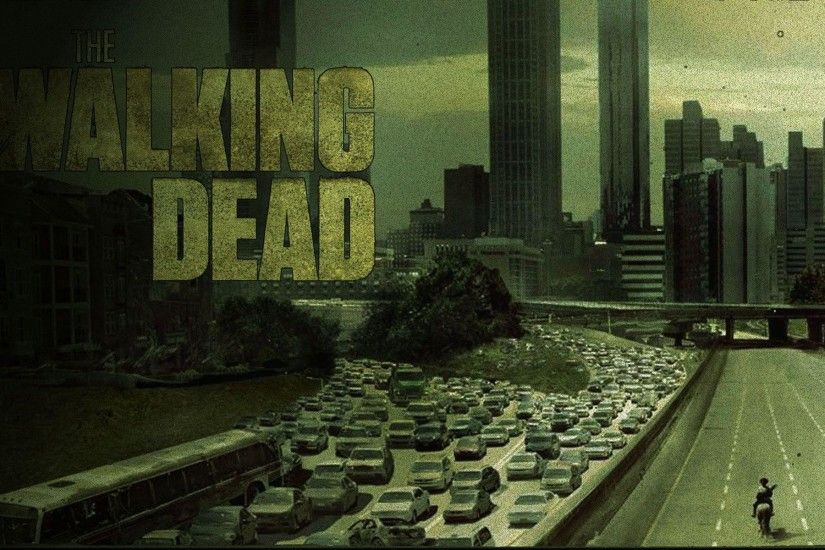 Free Wallpapers - The Walking Dead Wallpaper