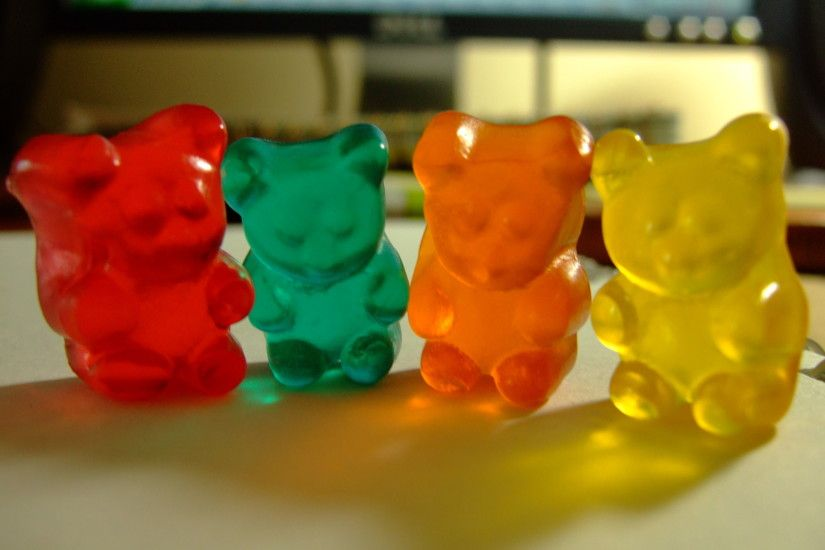 2560x1600 Related Wallpapers from Gummy Bear Wallpaper. Tasty Fruit Salad