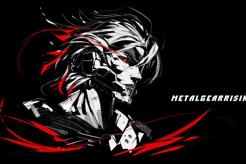 Raiden, Metal Gear Rising: Revengeance Wallpapers HD / Desktop and Mobile  Backgrounds