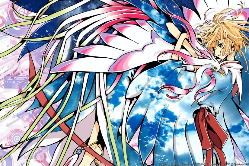 Tags: Anime, Tsubasa: RESERVoir CHRoNiCLE, Princess Sakura, Wallpaper, HD  Wallpaper