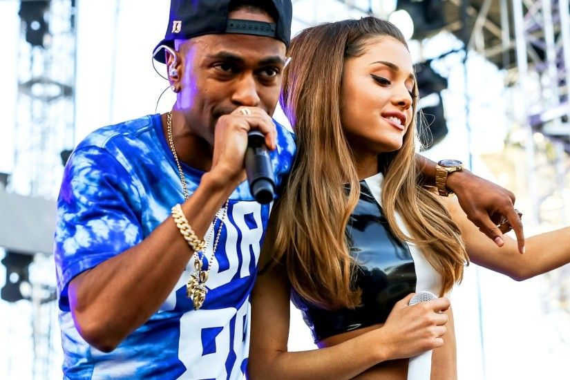 Ariana Grande, Big Sean, Singer, Concert, Ariana Grande And Big Sean Concert