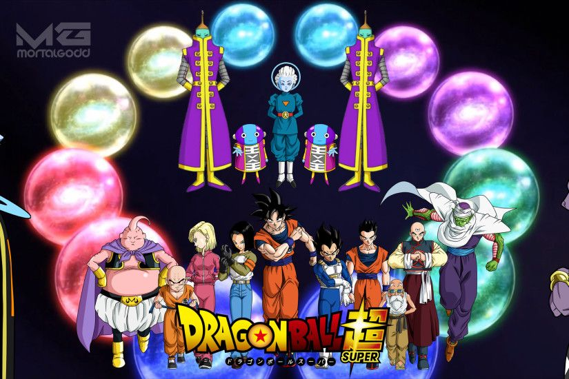 secrethet 28 14 Dragon Ball Super Universe Survival Arc Wallpaper by  MortalGodd