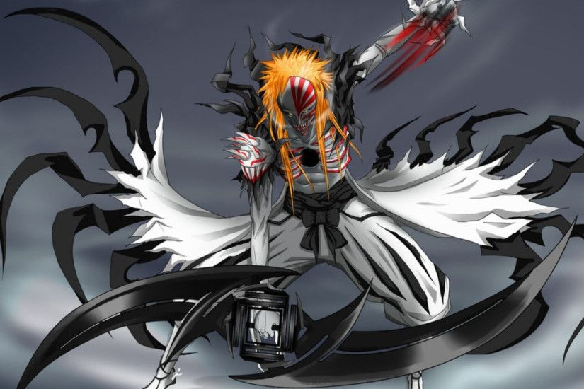 Bleach - Ichigo Hollow Form 1920x1080 wallpaper