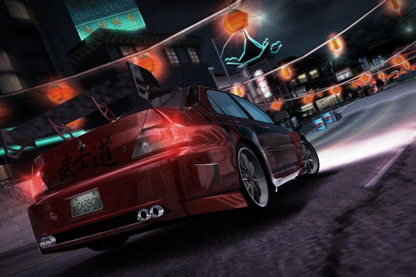 ... Need for Speed: Carbon - Collector's Edition - Fanart - Background ...