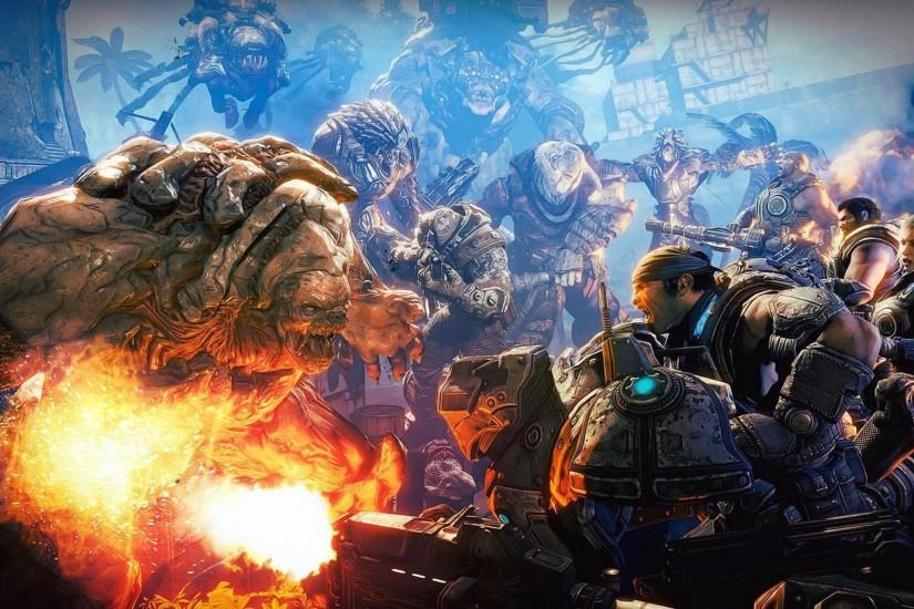 download free gears of war 4 wallpaper 3840x2160 ipad