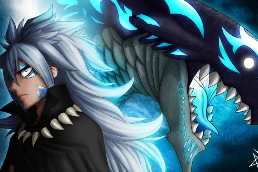 Preview wallpaper fairy tail, fairy tail, monster, monster, anime, anime  1920x1080