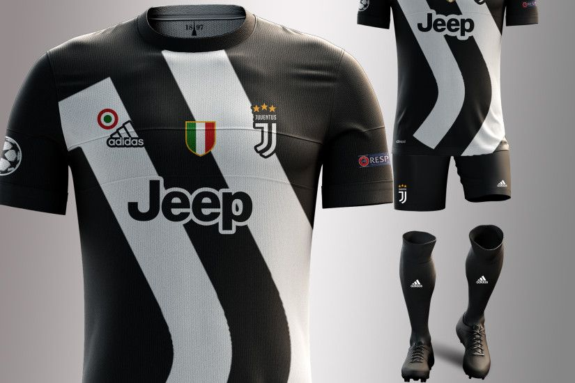 The 2017/2018 Juventus Jersey by Juventus.graphics -Do you like it?