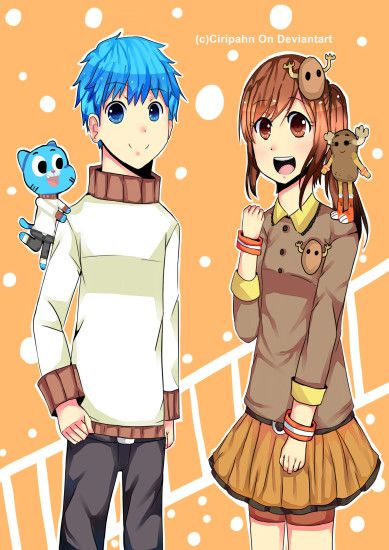 #TheAmazingWorldOfGumball #Gumball #Waterson #Penny | Amazing World of  Gumball | Pinterest | Gumball