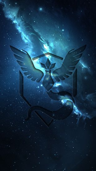 Pokemon Go Mobile Backgrounds - Team Mystic Collection