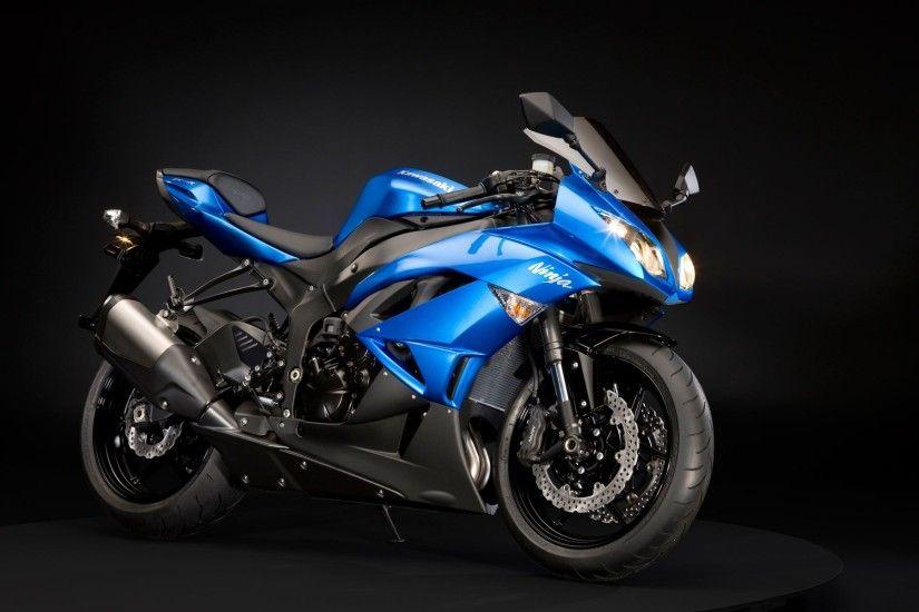 Kawasaki Ninja ZX 6R Wallpaper Motorcycles