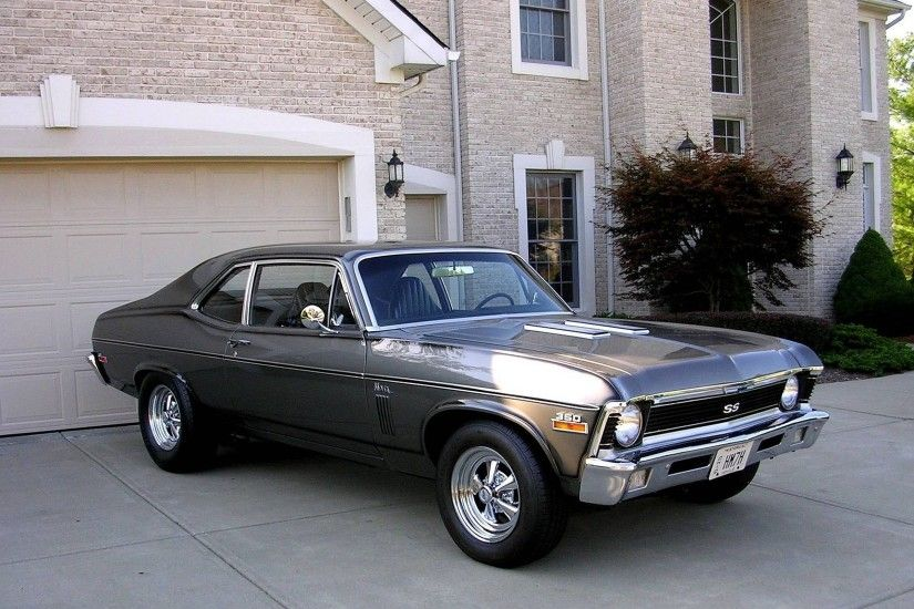 Vehicles - Chevrolet Nova SS Wallpaper