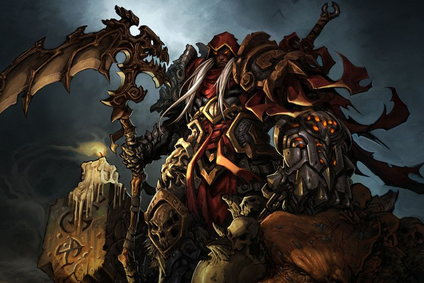 Darksiders Logo Wallpaper Darksiders wallpapers