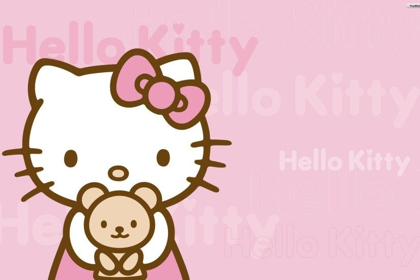 Hello Kitty Wallpaper Free Free Download Wallpaper for Desktop