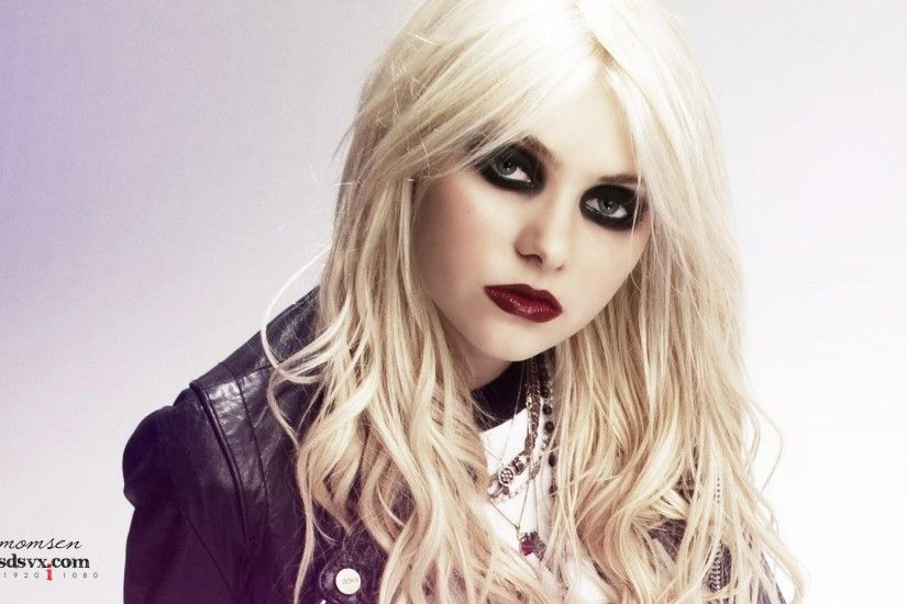 Blondes Models Taylor Momsen Fresh New Hd Wallpaper
