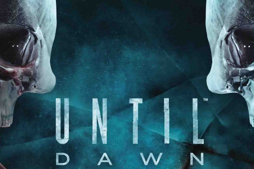 ... Ashley & Chris - Until Dawn Full HD Wallpaper and Background .