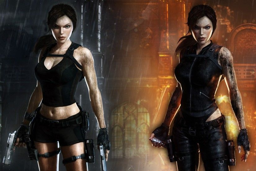 women, Lara Croft, Tomb Raider: Underworld Wallpapers HD / Desktop and  Mobile Backgrounds