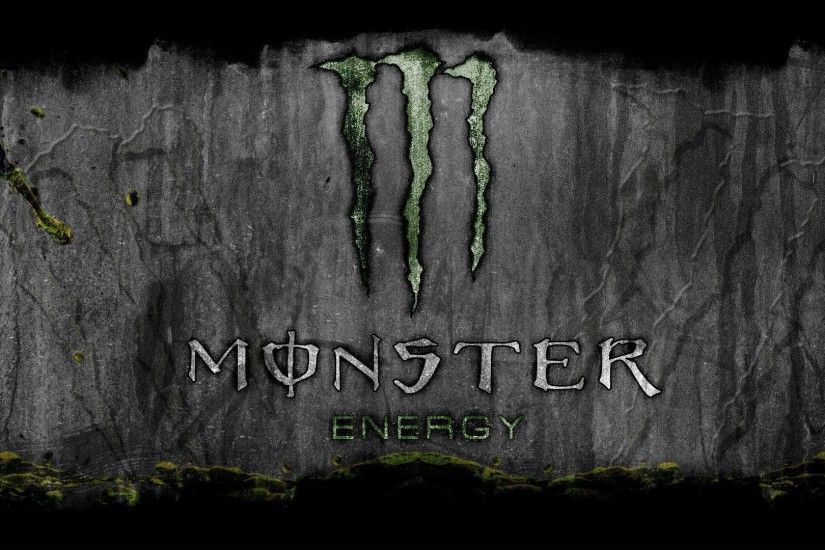 Monster Energy Logo HD Wallpaper | Just Wallpapers
